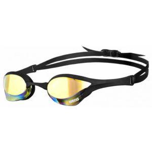Naočale za plivanje Arena Cobra Ultra Mirror (revo žuta/crna/crna)