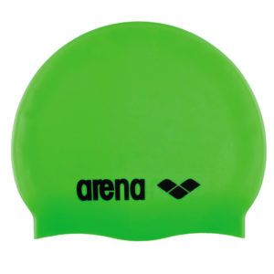 Kapa za plivanje Arena Classic Silicone (zelena)