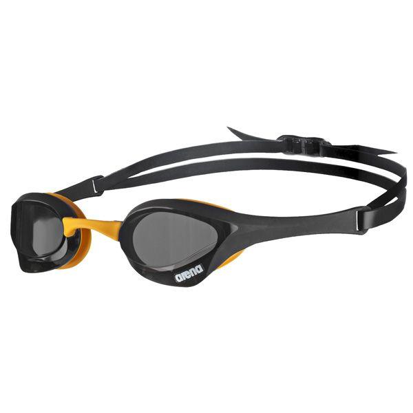 Naočale za plivanje Arena Cobra Ultra (siva/crna/narančasta)