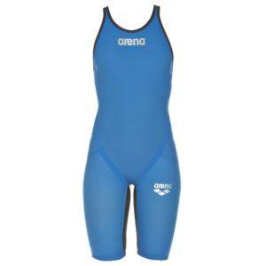 Ženski Arena Powerskin Carbon-Flex VX (carski plava/tamno siva)