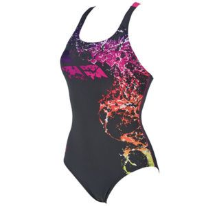 Ženski kupaći kostim Arena Backwash
