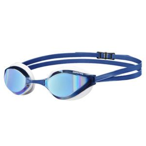 Naočale za plivanje Arena Python Mirror (plava / bijela / plava)