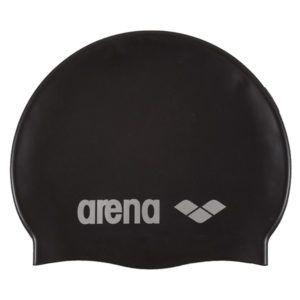 Kapa za plivanje Arena Classic Silicone (crna)