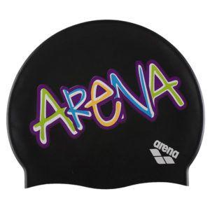 Dječja kapa za plivanje Arena Print Junior (506)