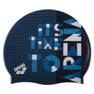 Dječja kapa za plivanje Arena Print Junior (708)