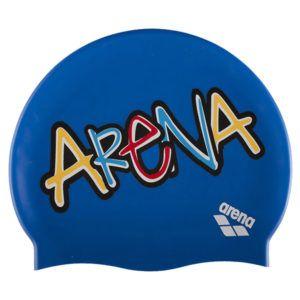 Dječja kapa za plivanje Arena Print Junior (813)