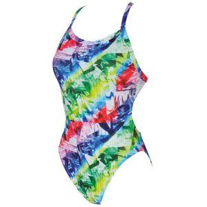 Ženski kupaći kostim Arena Glitch (106)