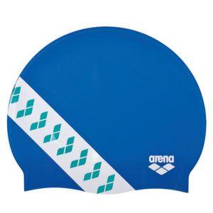 Kapa za plivanje Arena Team Stripe (royal plava)
