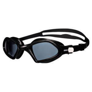 Naočale za plivanje Arena Smartfit (tamno siva / crna / crna)