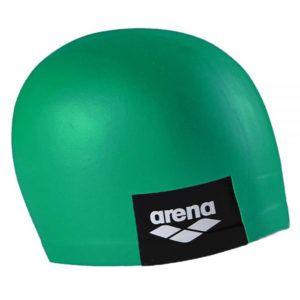 Kapa za plivanje Arena Logo Moulded (zelena)