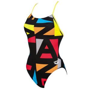 Ženski kupaći kostim Arena Odense Booster Back (50)