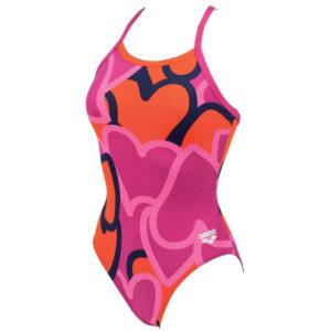 Ženski kupaći kostim Arena Tickers (93)