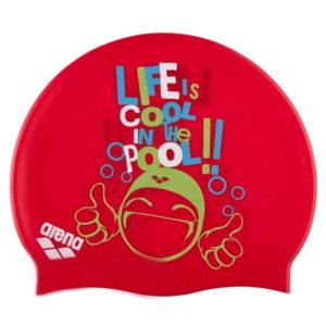 Dječja kapa za plivanje Arena Print Junior (46)
