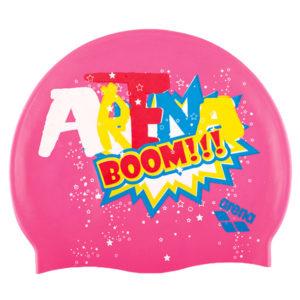 Dječja kapa za plivanje Arena Print Junior (48)