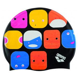 Dječja kapa za plivanje Arena Print Junior (50)