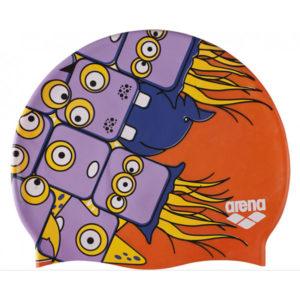Dječja kapa za plivanje Arena Print Junior (22)