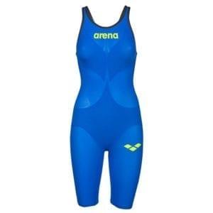 Ženski Arena Powerskin Carbon-Air2 (electric plava)