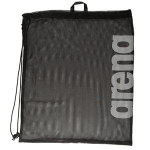 Mrežasta vreća za opremu Arena Team Mesh (crna)