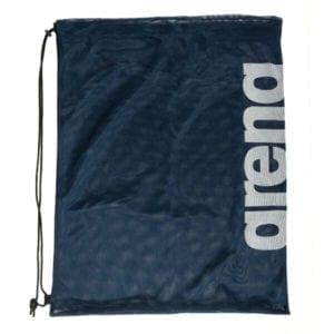 Mrežasta vreća za opremu Arena Team Mesh (tamno plava)