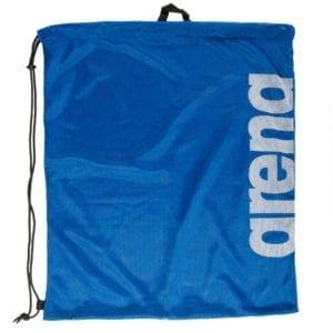 Mrežasta vreća za opremu Arena Team Mesh (royal plava)