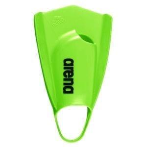 Peraje za plivanje Arena Powerfin Pro (zelene)