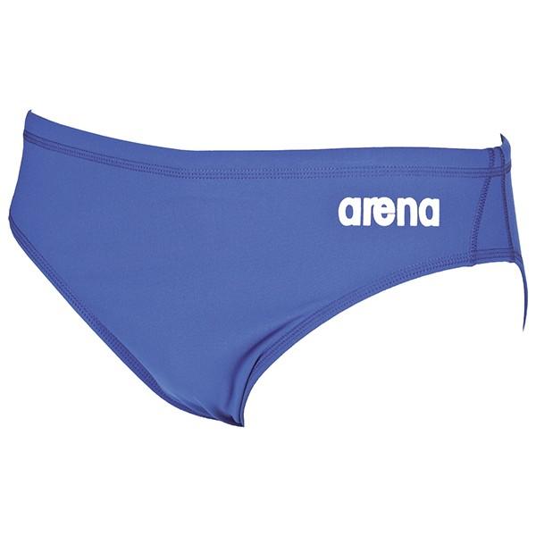 Muške kupaće gaće Arena Solid Brief (royal plava)