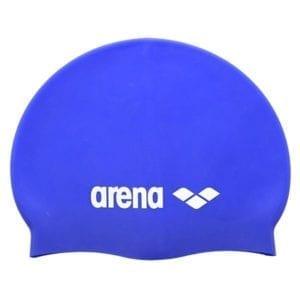 Kapa za plivanje Arena Classic Silicone (royal plava)