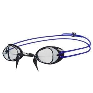 Naočale za plivanje Arena Swedix (prozirno/plavo)