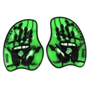 Lopatice za plivanje Arena Vortex Evolution (zelene)
