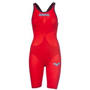 Ženski Arena Powerskin Carbon-Air2 (crvena)